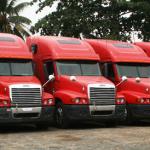 Vận tải đường bộ, vận tải với số lượng hàng hóa lớn