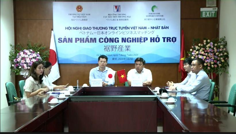 Đối tác Nhật Bản có nhu cầu đặt hàng nha cung cấp Việt Nam các sản xuất khuôn mẫu; linh kiện cơ khí tiêu chuẩn; linh kiện nhựa – cao su kỹ thuật…