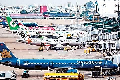 Các chính sách phát triển du lịch sẽ là tiền đề để hàng không quay trở lại khi thị trường hàng không quốc tế phục hồi. Ảnh: Internet.