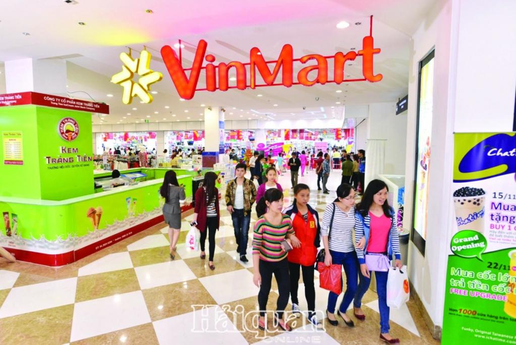 Những doanh nghiệp bán lẻ năm 2020 về thương vụ M&A giữa Vinmart và Masan sẽ giữ thị phần tiếp tục trong tay người Việt Ảnh: ST