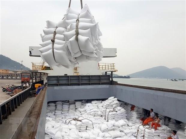 Sau dịch covid- 19 giá gạo xuất khẩu tăng 6,3% hơn 460USD/tấn