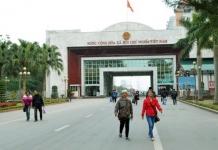 Hình ảnh cửa khẩu Móng Cái Quảng Ninh