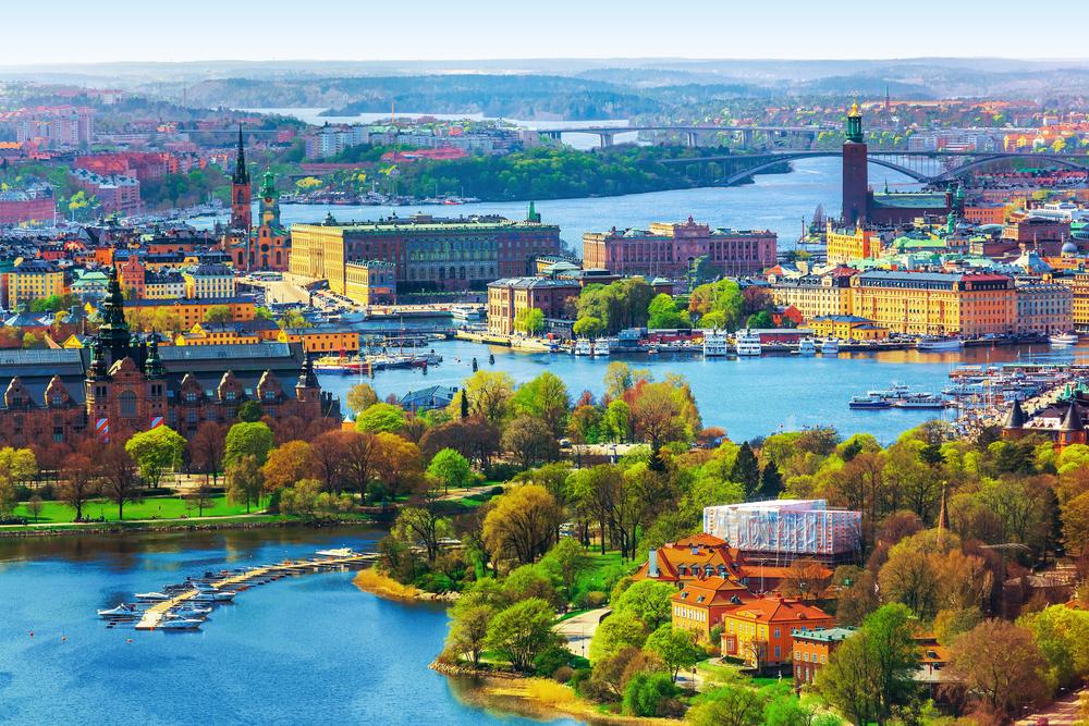 Du lịch đến Thụy Điển là điều mọi người mơ ước