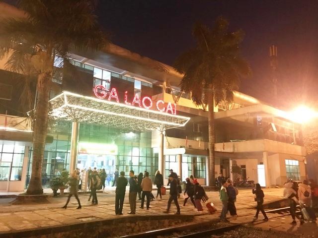 Đường sắt Việt Nam ứng dụng bán vé trực tuyến từ 15/7 tại ga Lào Cai