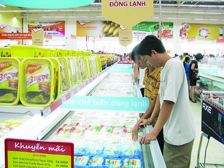 Các sản phẩm có thương hiệu luôn được người tiêu dùng ưu tiên lựa chọn