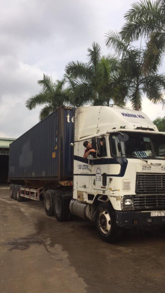 chuyên vận chuyển hàng hóa đi và về của công ty Khánh Hà đến Khánh Hòa